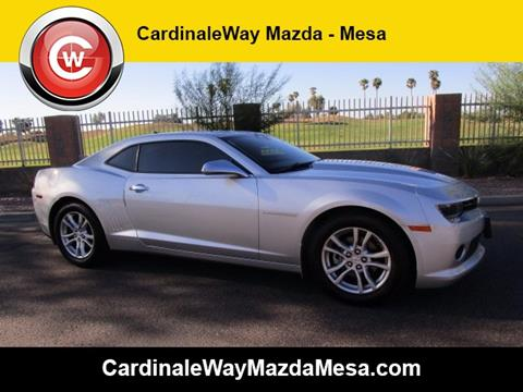 2015 Chevrolet Camaro for sale in Mesa, AZ
