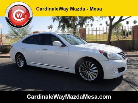2015 Hyundai Equus for sale in Mesa, AZ