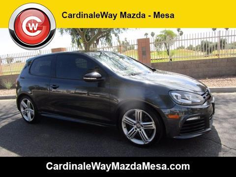 2013 Volkswagen Golf R for sale in Mesa, AZ