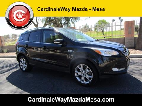 2014 Ford Escape for sale in Mesa, AZ