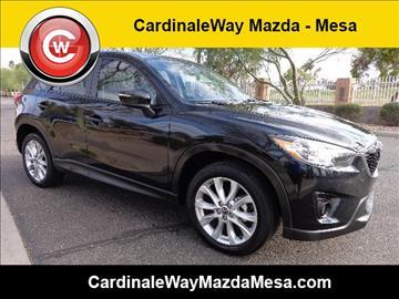 2015 Mazda CX-5 for sale in Mesa, AZ