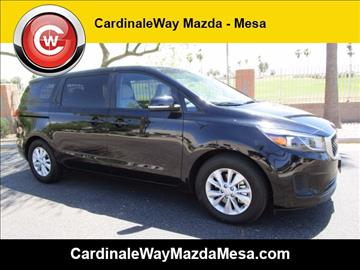 2017 Kia Sedona for sale in Mesa, AZ