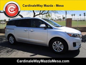 2016 Kia Sedona for sale in Mesa, AZ