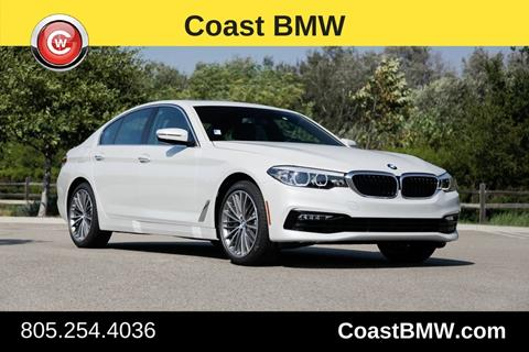 2017 BMW 5 Series for sale in San Luis Obispo, CA