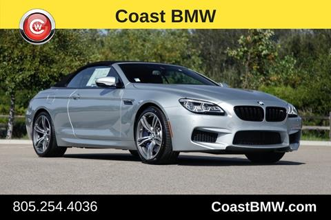 2018 BMW M6 for sale in San Luis Obispo, CA