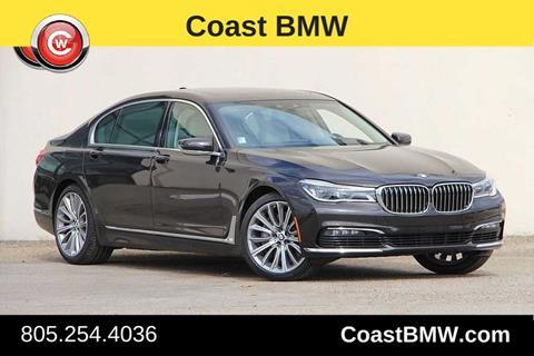 2018 BMW 7 Series for sale in San Luis Obispo, CA
