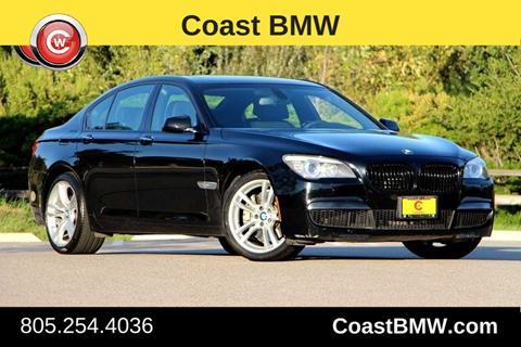 2011 BMW 7 Series for sale in San Luis Obispo, CA