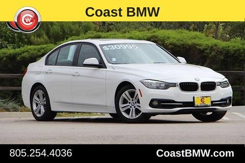 2016 BMW 3 Series for sale in San Luis Obispo, CA