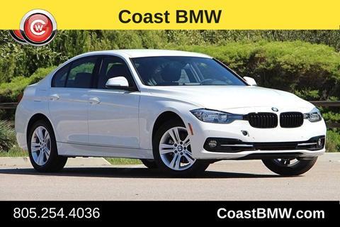 2017 BMW 3 Series for sale in San Luis Obispo, CA