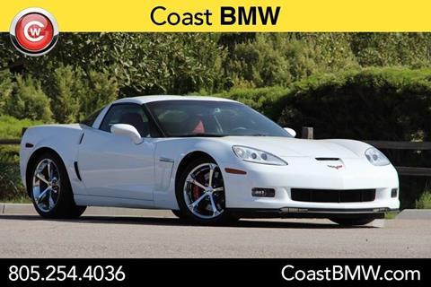 2012 Chevrolet Corvette for sale in San Luis Obispo, CA