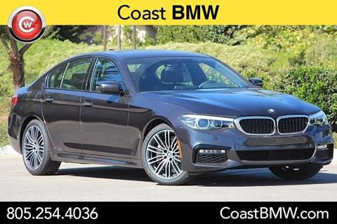2018 BMW 5 Series for sale in San Luis Obispo, CA