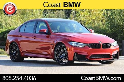 2018 BMW M3 for sale in San Luis Obispo, CA
