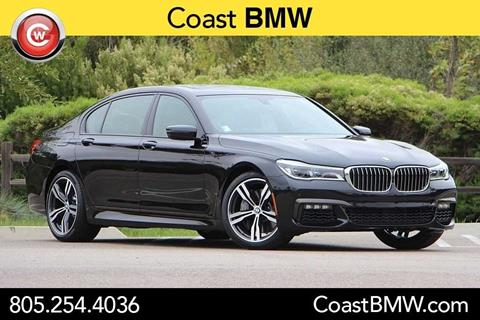 2018 BMW 7 Series For Sale In San Luis Obispo CA