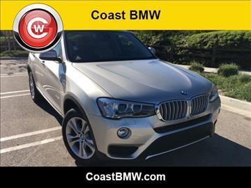 2017 BMW X3 for sale in San Luis Obispo, CA