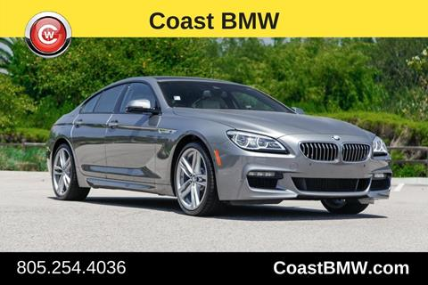 2017 BMW 6 Series for sale in San Luis Obispo, CA