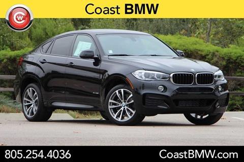 2017 BMW X6 for sale in San Luis Obispo, CA