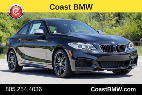 2017 BMW 2 Series for sale in San Luis Obispo, CA