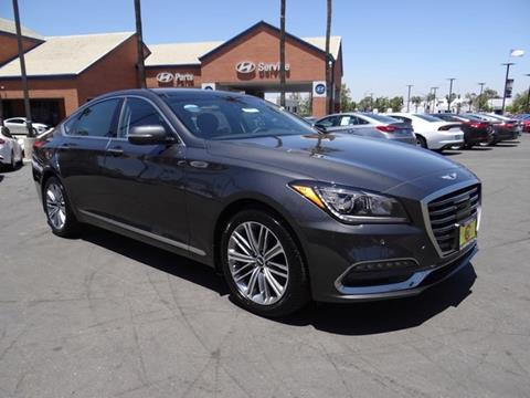2018 Genesis G80 for sale in Corona, CA
