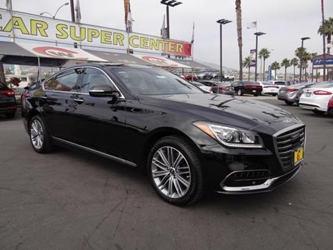 2018 Genesis G80 for sale in Corona, CA