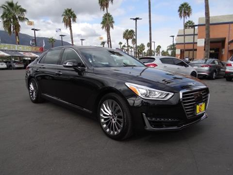 2018 Genesis G90 for sale in Corona, CA