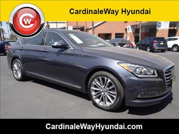 2017 Genesis G80 for sale in Corona, CA