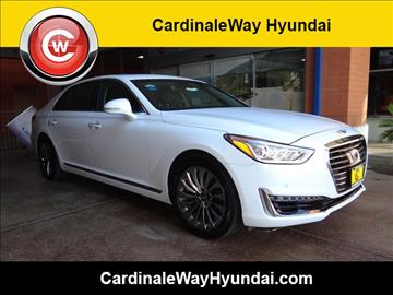 2017 Genesis G90 for sale in Corona, CA