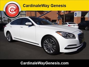 2017 Genesis G80 for sale in Corona, CA