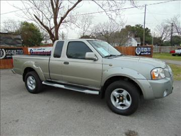 2001 Nissan Frontier for sale in Austin, TX