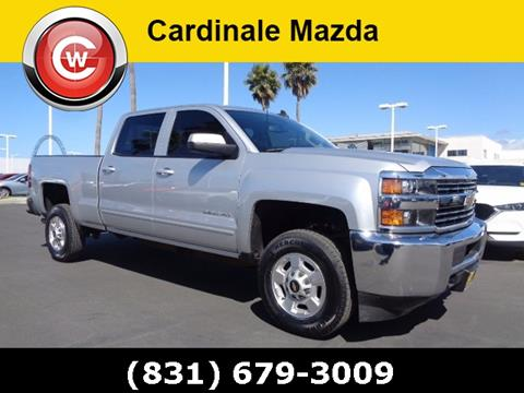 2015 Chevrolet Silverado 2500HD for sale in Salinas CA