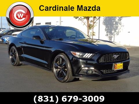 2015 Ford Mustang for sale in Salinas, CA