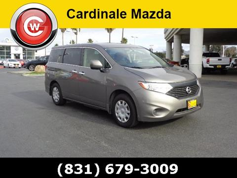 2015 Nissan Quest for sale in Salinas, CA
