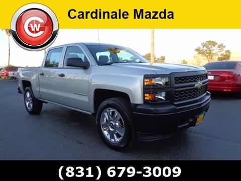 2015 Chevrolet Silverado 1500 for sale in Salinas CA