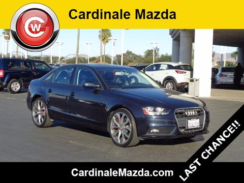 2014 Audi A4 for sale in Salinas, CA