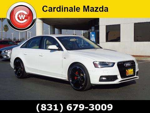 2015 Audi A4 for sale in Salinas, CA