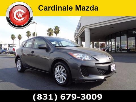 2013 Mazda MAZDA3 for sale in Salinas CA