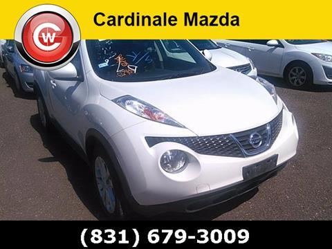 2014 Nissan JUKE for sale in Salinas, CA