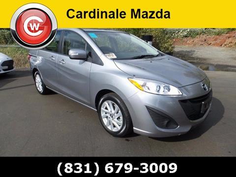2015 Mazda MAZDA5 for sale in Salinas CA