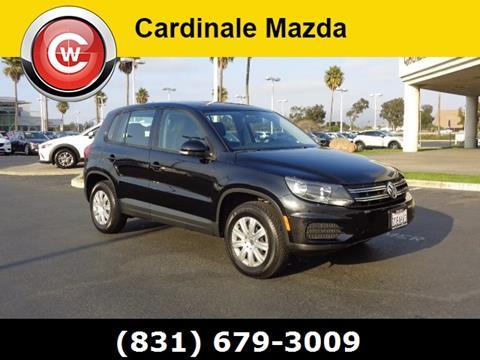2014 Volkswagen Tiguan for sale in Salinas, CA