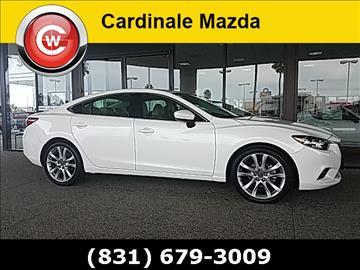 2014 Mazda MAZDA6 for sale in Salinas, CA