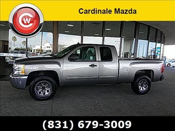 2013 Chevrolet Silverado 1500 for sale in Salinas, CA