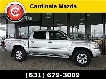 2005 Toyota Tacoma for sale in Salinas, CA