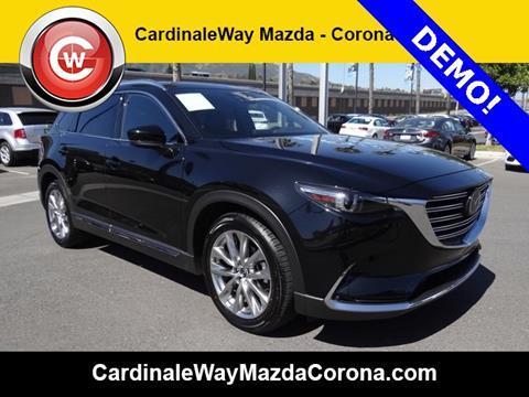2017 Mazda CX-9 for sale in Corona, CA