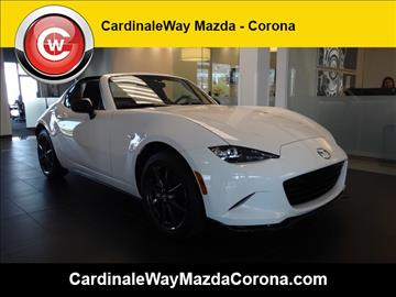 2017 Mazda MX-5 Miata RF for sale in Corona, CA