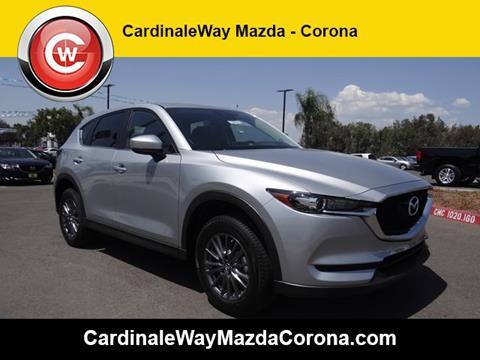 2017 Mazda CX-5 for sale in Corona CA