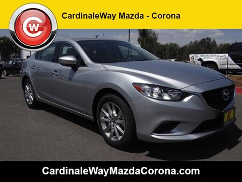 2017 Mazda MAZDA6 for sale in Corona, CA
