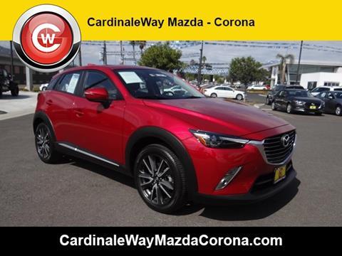 2016 Mazda CX-3 for sale in Corona, CA