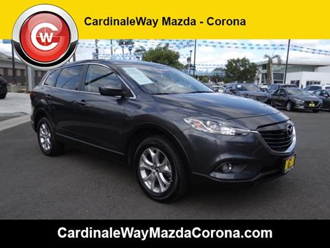 2014 Mazda CX-9 for sale in Corona, CA