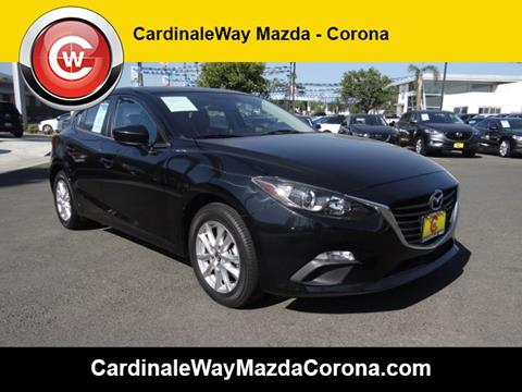 2014 Mazda MAZDA3 for sale in Corona CA