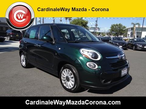 2014 FIAT 500L for sale in Corona, CA