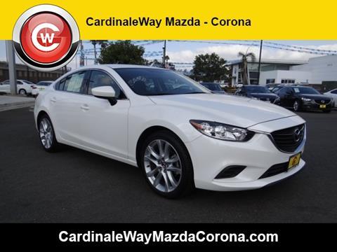 2015 Mazda MAZDA6 for sale in Corona CA